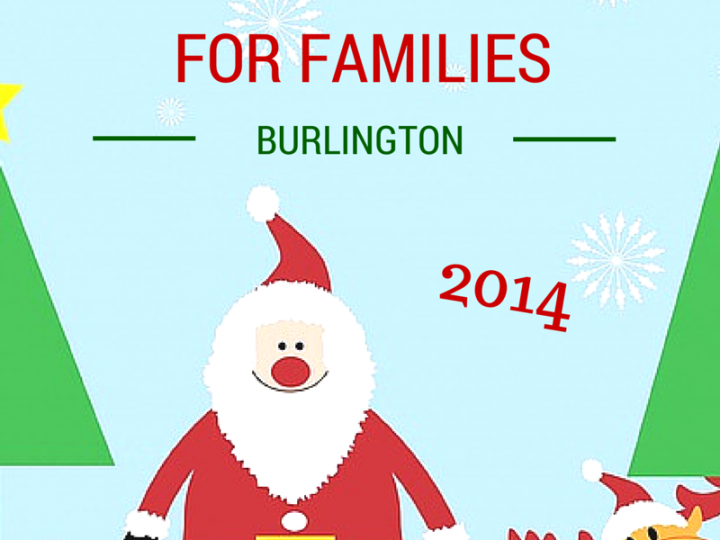 Christmas-y Things to do In Burlington – 2014