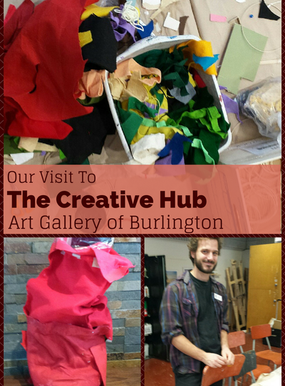 Our Visit to the Creative Hub