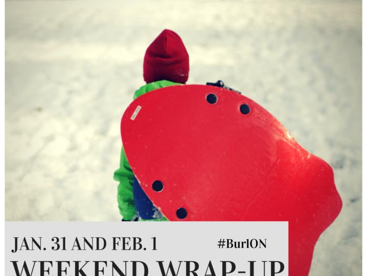 Weekend Wrap Up – Jan. 31 & Feb. 1, 2015
