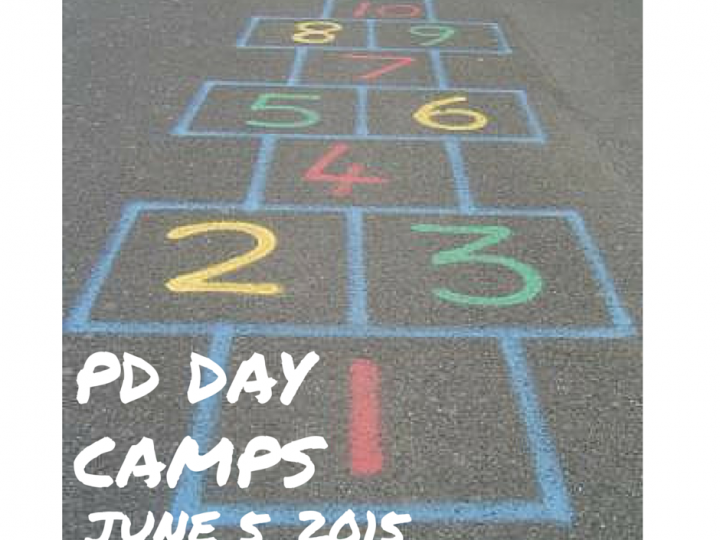June 5 PA Day Camps in Burlington