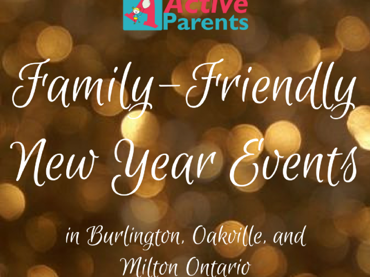 Kid-Friendly New Year's Events