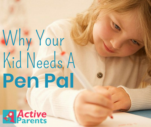 International Friends – Why Your Kid Needs a Pen Pal