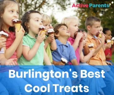 Burlington's Best Ice Cream Active Parents