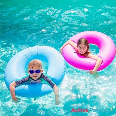 splash pads and pools in Burlington