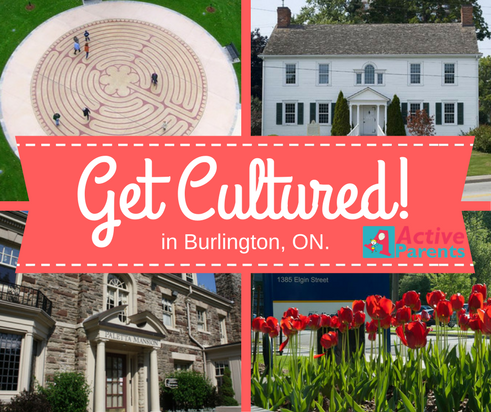 Take in Some Culture in Burlington