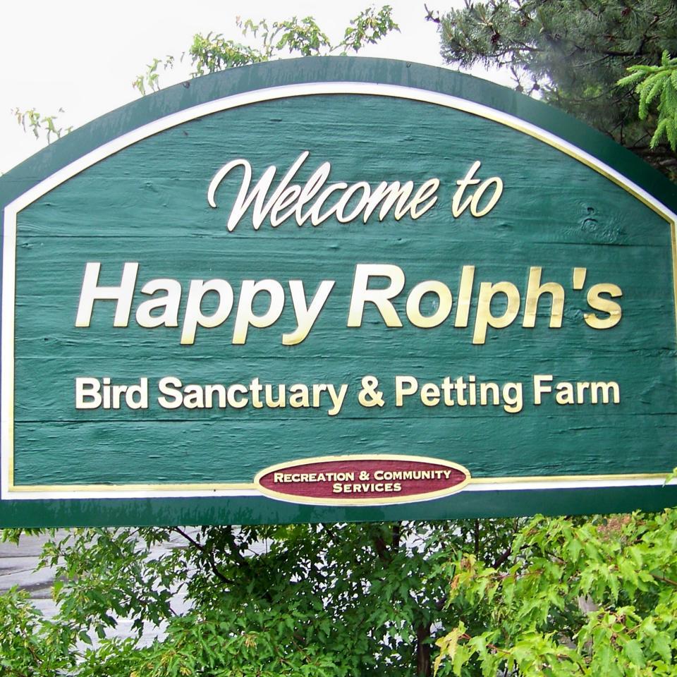 happy rolph's animal sanctuary