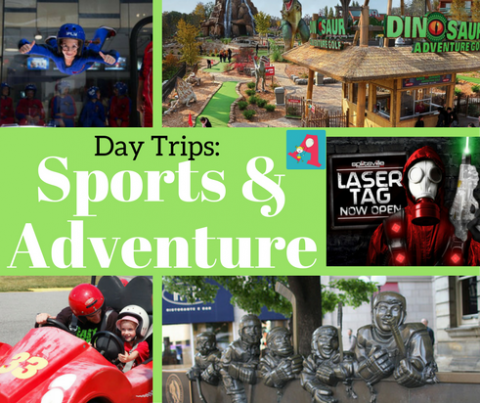 Day Trips- Sports and Adventure