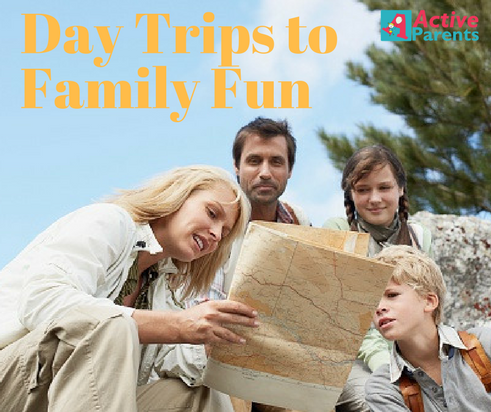 Family Road Trips: Fun Family Stops