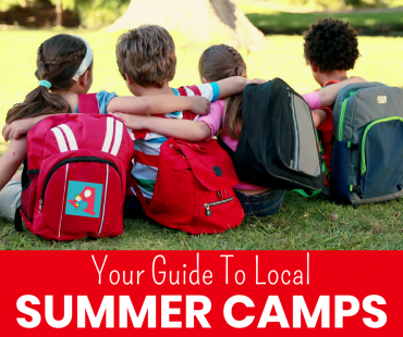 2018 Summer Camps in Burlington