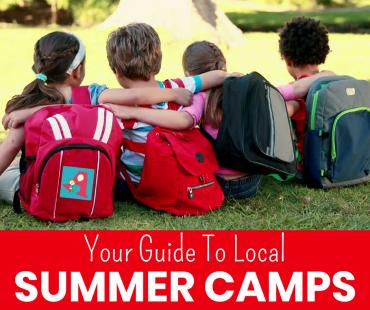 2018 Summer Camps in Burlington