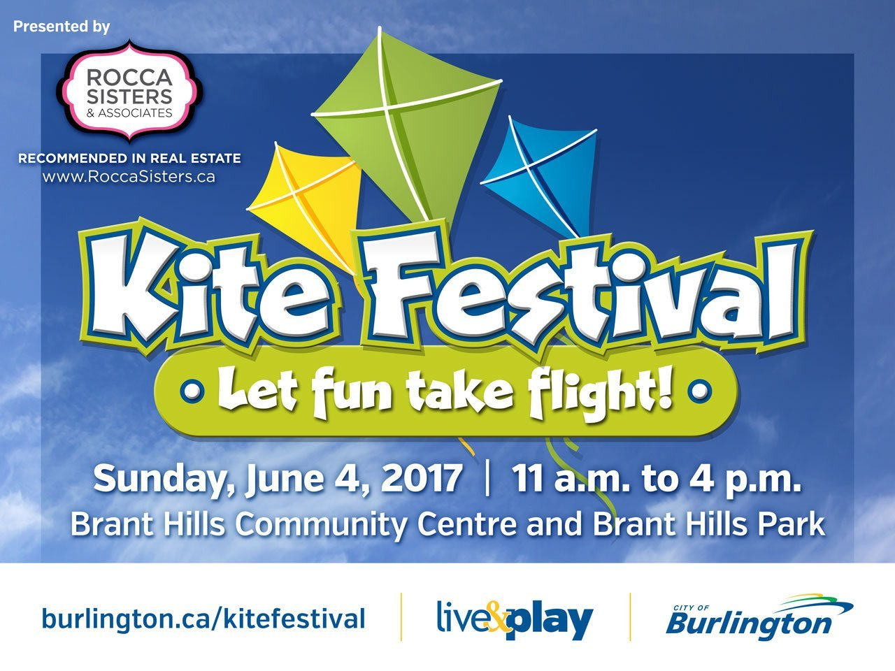 Burlington Kite Festival 2017