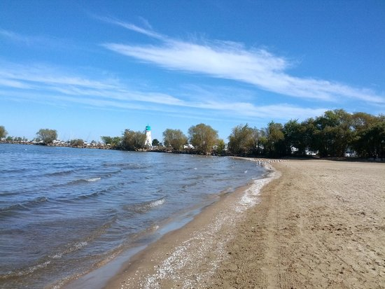 Local Beaches - Lakeside Park Beach
