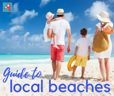 guide to local beaches
