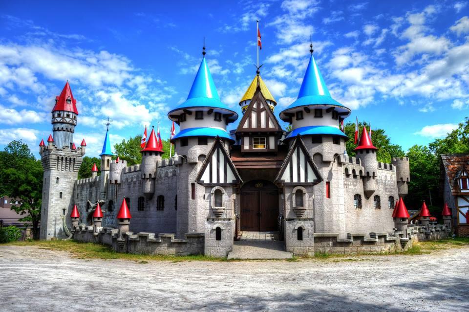 Castle Village Enchanted Kingdom in Midland