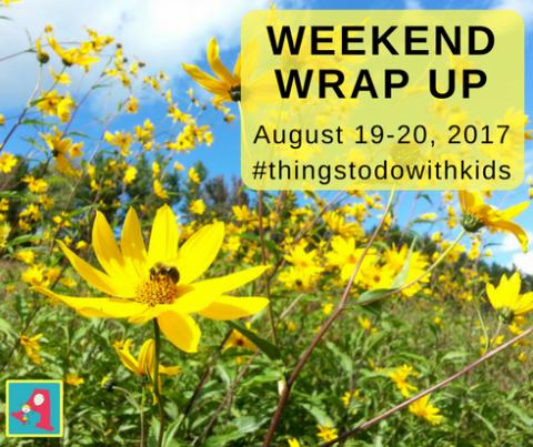 weekend wrap up 2017 08 19