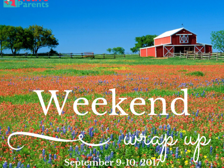 Weekend Wrap Up – September 9-10, 2017