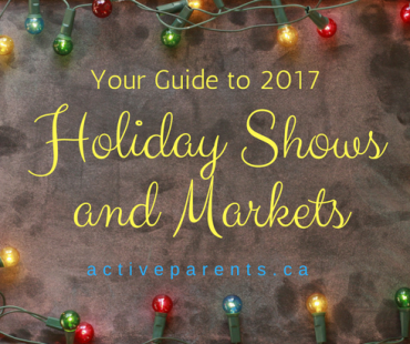 2017 HolidayShows and Markets