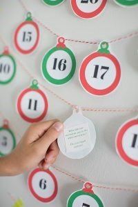 joke-a-day advent calendar