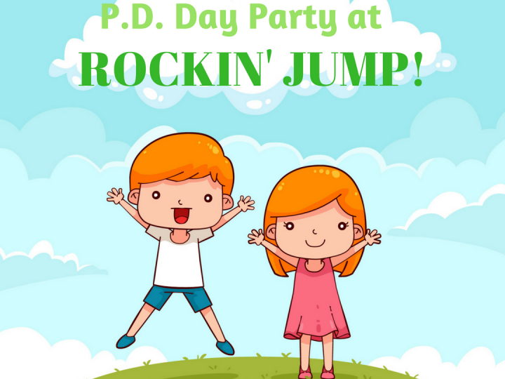 Jump with Us at Rockin' Jump!