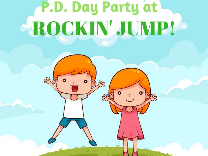 Jump with Us at Rockin' Jump!
