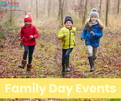 Family Day Events and Activities 2018