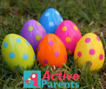 Easter Egg Huntsin Burlington