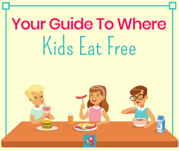 where kids eat free in Burlington