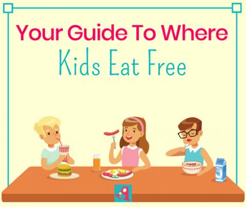 where kids eat free in Burlington