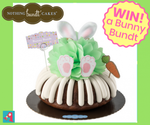 nothing bundt cakes bunny bundt active parents