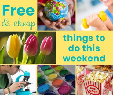 Free and Cheap Weekend Fun in Burlington