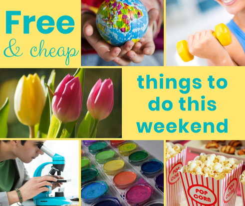 Free and Cheap Weekend Fun