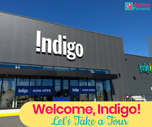 Welcome To The Neighbourhood: Indigo Burlington Mall