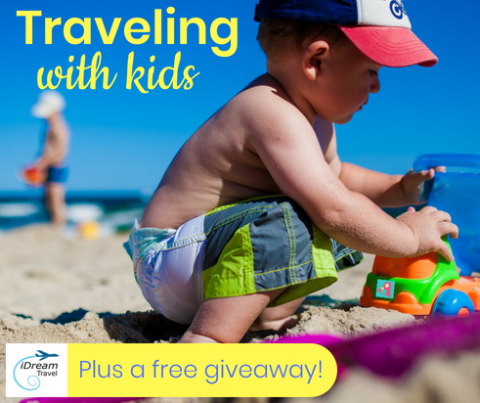 Traveling with Kids iDream Travel active parents