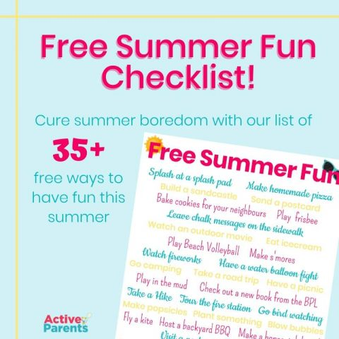 Free Summer Fun in Burlington Blog Image