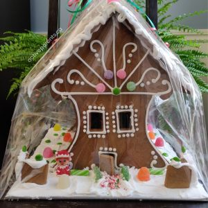 Gingerbread House Giveaway