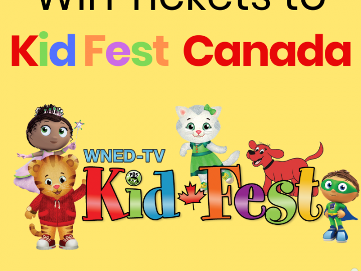 Kid Fest Canada from WNED TV!