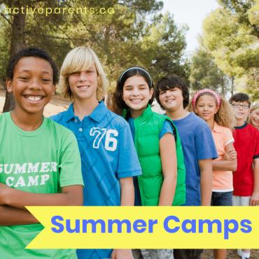summer camps in oakville burlington hamilton