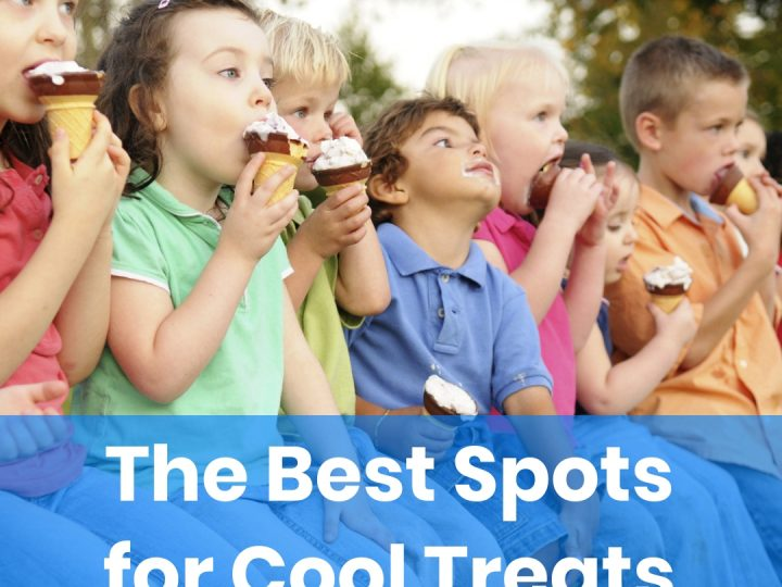Hot Spots for Ice Cream