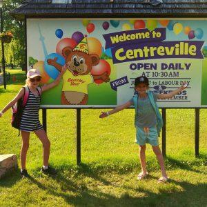 Centreville Centre Island Toronto Active Parents