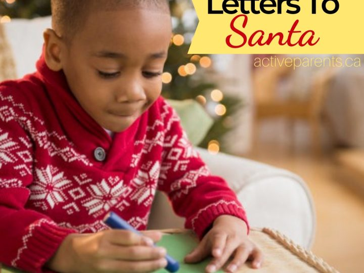 Letters to Santa – Important Dates For Parents!