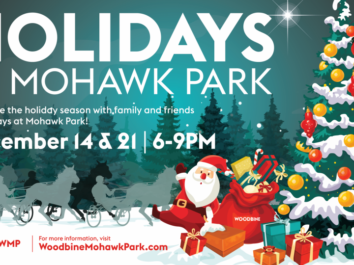 Holiday Magic is On Track at Mohawk Park