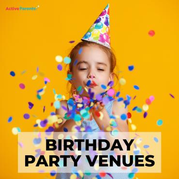 birthday party venues burlington hamilton oakville