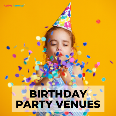 birthday party venues burlington hamilton oakville
