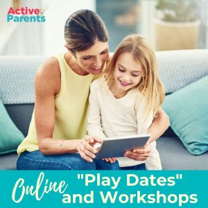 Online Play Dates and Workshops