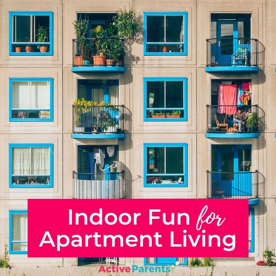 Indoor Fun Apartment Living