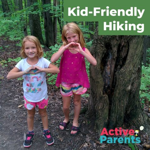 hiking with kids burlington hamilton oakville