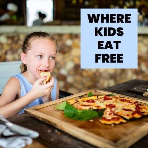 Kids Eat Free Hamilton Burlington