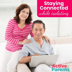 Staying Connected Coronavirus