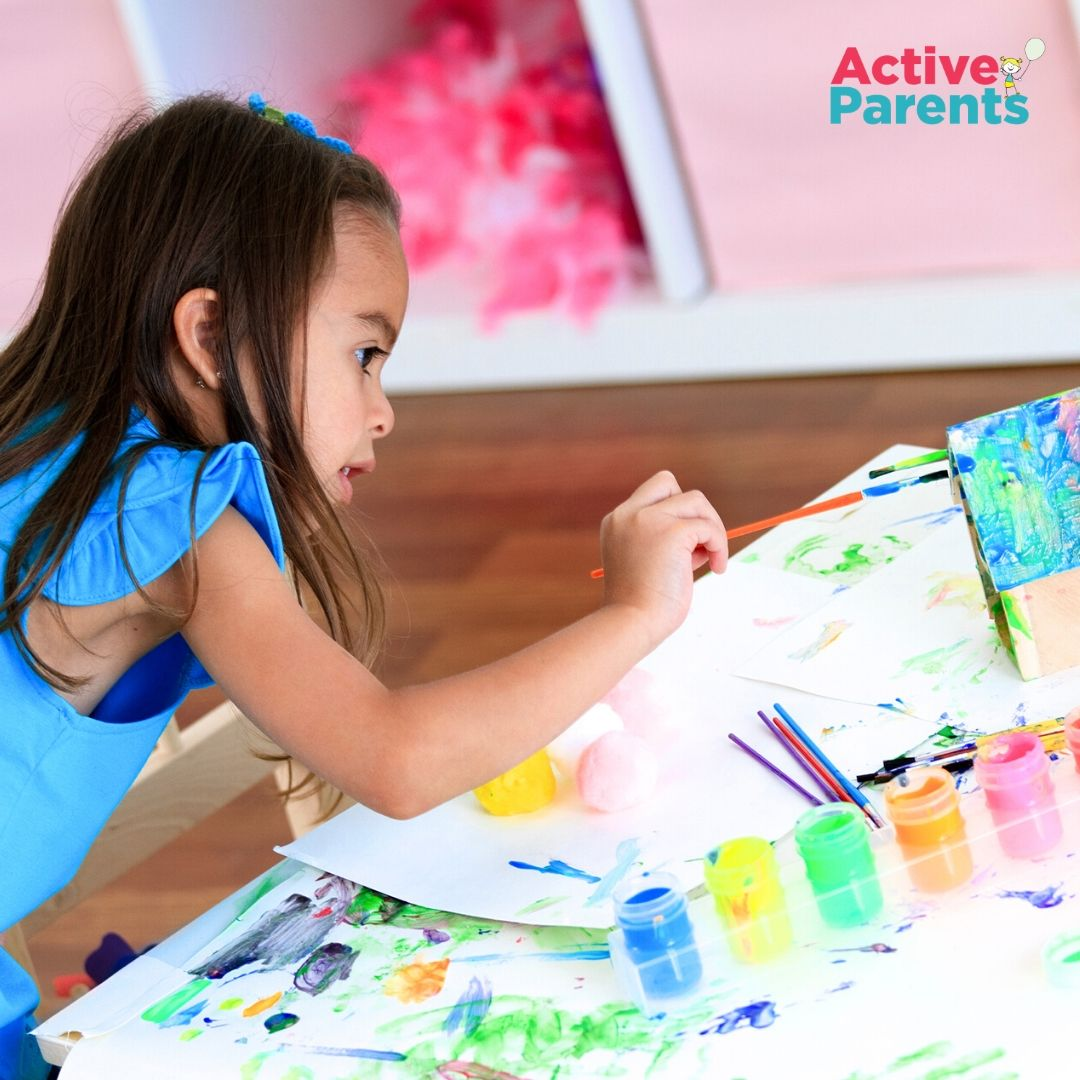 grab and go art kits for home