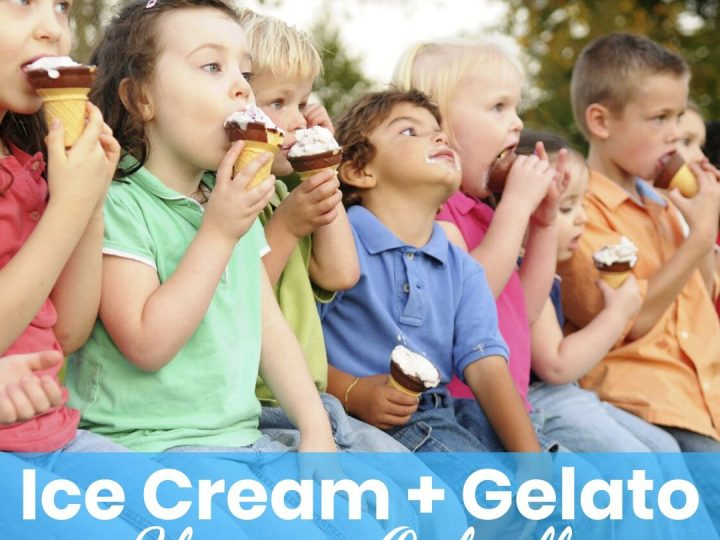 Ice Cream and Gelato in Oakville